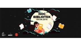 Noc Bibliotek 2018: Biblioteka Obłuże
