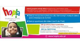 HOPLA! edukacja i rozwój dziecka