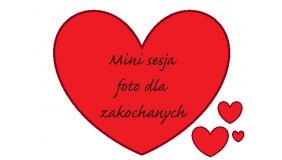 Walentynkowa Mini Sesja Foto dla Zakochanych