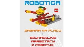 ROBOTICA  - urodziny w robotami w Elefun