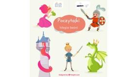 Poczytajki - Magia baśni w Bibliotece Mały Kack