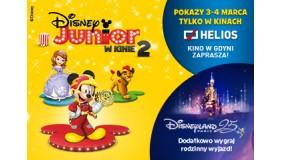Disney Junior w Kinie 2 w Helios Gdynia