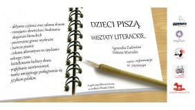 Warsztaty Literackie Dzieci Piszą
