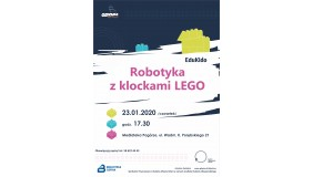 Robotyka z klockami Lego