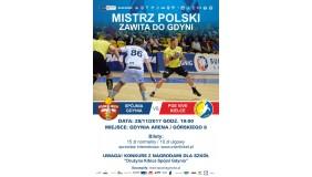 12. kolejka PGNiG Superliga Spójnia Gdynia vs. PGE VIVE Kielce