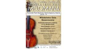 Niedziela Melomana - Wiedeńska Gala Noworoczna