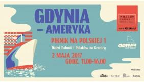 Gdynia-Ameryka. Piknik na Polskiej 1