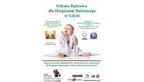 """Zbiórka potrzebnych rzeczy dla podopiecznych Hospicjum Dziecięcego w Gdyni """"Bursztynowa Przystań"""""""