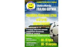 Półkolonia piłkarska z Frajdą