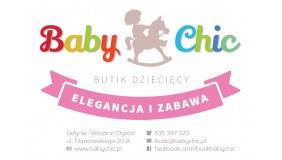 Butik dziecięcy BABY CHIC