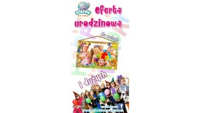 Nowa oferta urodzinowa w Elefun - nie tylko dla maluchów:)