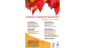 Jesienny Maraton Muzyczny