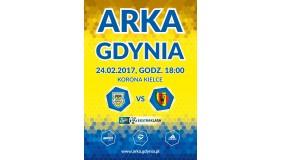 Arka Gdynia - Korona Kielce