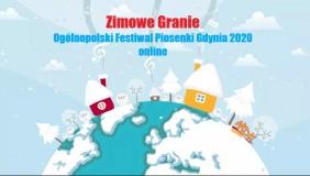 """Niedługo ruszają zapisy do Ogólnopolskiego Festiwalu Piosenki """"Zimowe Granie""""  Gdynia 2020 online"""