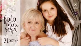 Foto MiniSesja na Dzień Babci i Dziadka :)