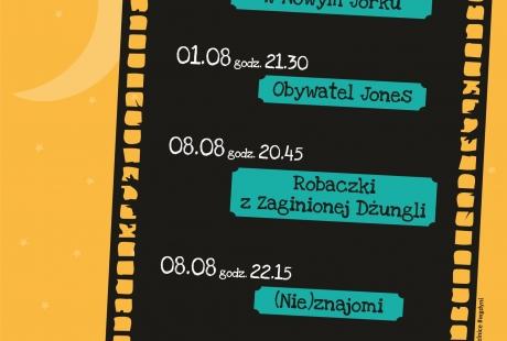 Kino po sąsiedzku na Dąbrowie