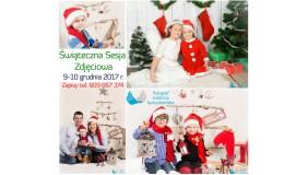 Zapraszam na specjalną Mini Sesję Świąteczno-Mikołajkową! 9 i 10 grudnia 2017