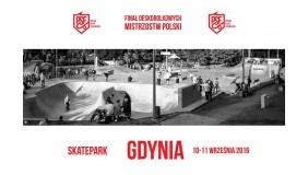 Finał Deskorolkowych Mistrzostw Polski w Gdyni