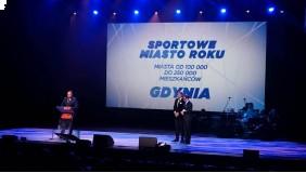 Gdynia Sportowym Miastem Roku 2017!