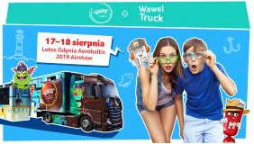 Interaktywny Wawel Truck w Gdyni! Zapraszamy!