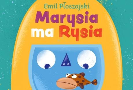 Marysia ma Rysia - spektakl da dzieci