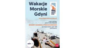 Wakacje Morskie Gdyni - bezpłatne spacery Legendy Morskiej Gdyni z przewodnikiem