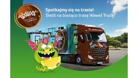 Słodka, interaktywna ciężarówka odwiedzi Gdynię
