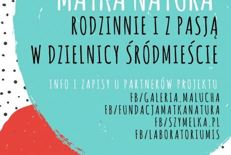 """Teatrzyk dla dzieci - CZERWONY KAPTUREK - """"Przyjaźnie i z pasją w dzielnicy Śródmieście"""""""