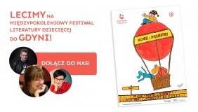Międzypokoleniowy Festiwal Literatury Dziecięcej w Gdyni