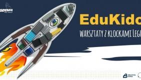 ON-LINE: EduKido - Warsztaty z wykorzystaniem klocków Lego z Bibliotęką Gdyni