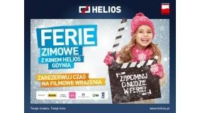 Filmowe Ferie w kinie Helios