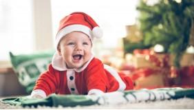Elfiki w śpioszkach - świąteczna zabawa dla najmłodszych