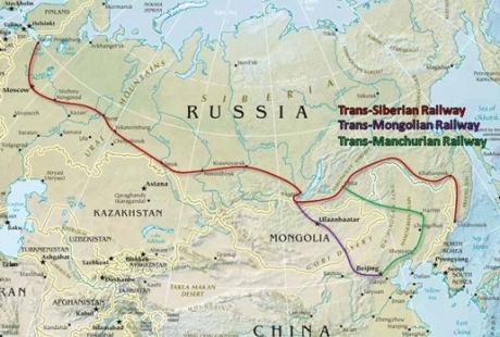 Kilometry: Z Japonii do domu koleją transsyberyjską. Spotkanie!