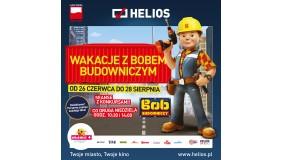 Zakończenie wakacji z Bobem Budowniczym w kinie Helios