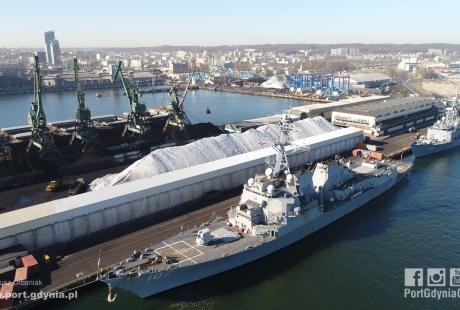 Okręty NATO do zwiedzenia w Gdyni - wejdź na pokład niszczyciela i fregat.