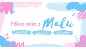 Półkolonie z Malu 2020