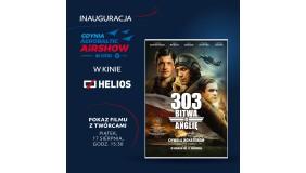 Inauguracja GDYNIA AEROBALTIC AIRSHOW 2018 w kinie Helios!