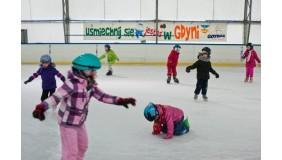 Zbliża się się sezon na lodowisko przy Młodzieżowym Domu Kultury!
