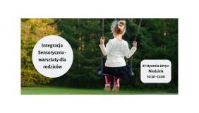 Integracja sensoryczna - warsztaty dla rodziców