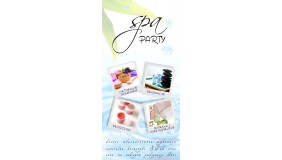 SPA Party - przyjęcia urodzinowe w Elefu dla dzieci w wieku 8-12 lat