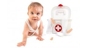 Bezpieczny niemowlak - szkolenie z pierwszej pomocy