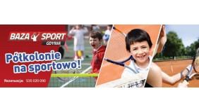 Ferie na sportowo z tenisem - BAZA SPORT GDYNIA