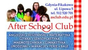 After School Club - Zapisy