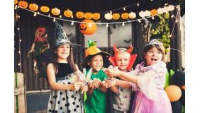 Halloween Party dla przedszkolaków