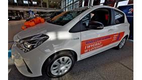 """Hybrydowa Toyota już czeka, """"Rozlicz PIT w Gdyni""""!"""