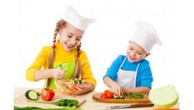Warsztaty kulinarne dla dzieci przedszkolnych (3-6 lat)