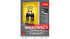 Biesiada Literacka - Monika i Grzegorz Wasowscy