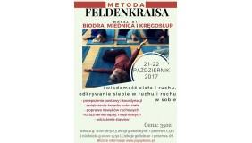 Metoda Feldenkraisa - biodra, miednica, kręgosłup