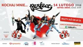 Koncert Perfect Gdynia Arena 14 lutego 2018