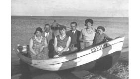 Ilustracje morskie – warsztaty fotograficzne Ośrodka Edukacji Muzeum Miasta Gdyni w Parku Rady Europy
